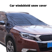 20Pcs Car Sun Ice Screen Magnetic Covers Auto Windshield Covers Sun Snow Ice Frost Wind Winter Protector
