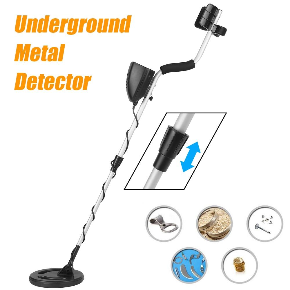 Underground Waterproof Metal Detector GC-1020 Sensitive Search Gold Digger LCD Display Metal Detector Searching Treasure md91 metal detector gold digger ground search treasure hot
