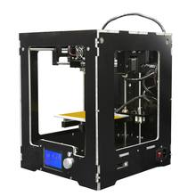 10 PCS Full Assembled Desktop 3D Printer A3 Build Volume 150 150 150mm LCD Screen 12864
