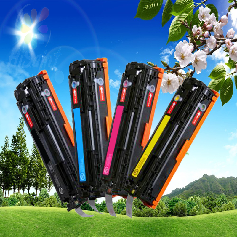 Kompatibel cb540a cb540 540a 540 cb541a cb542a cb543a 125a color tonerkartusche für...