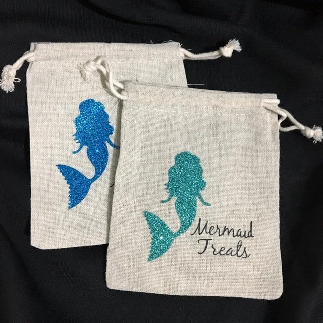 Wedding Favor Ideas Mermaid: Mermaid Birthday Bridal Shower Wedding Favor Gift Candy