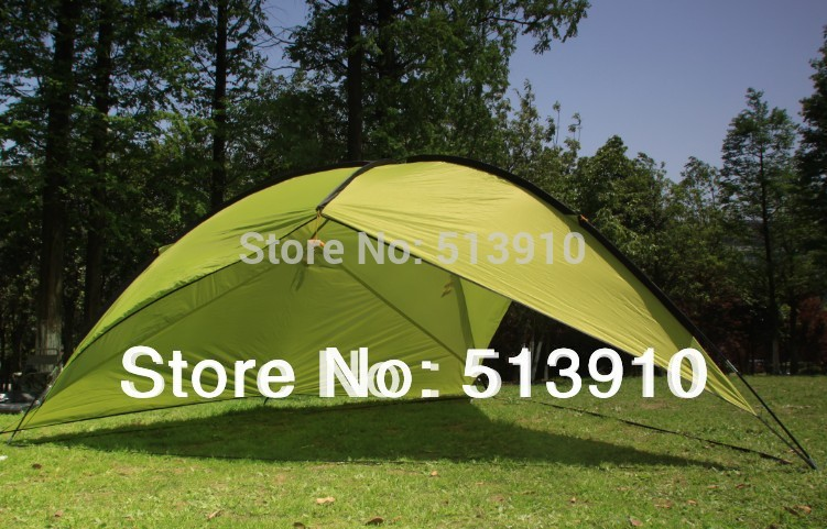 1Wall!Tarp tent/Top quality hexagon marquee account/large flysheet 4.8m suitable for family outdoor traveling jessica bird vienišas tarp milijonų