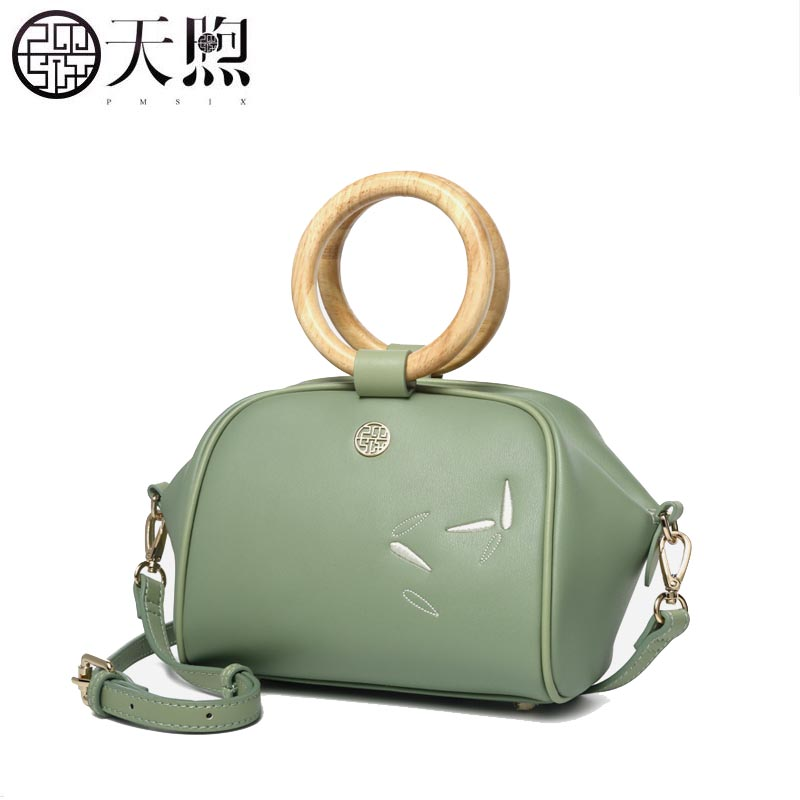 Pmsix Brand Womens Bags 2018 New Chinese Style Embroidered Shoulder Messenger Bag Ring handbagPmsix Brand Womens Bags 2018 New Chinese Style Embroidered Shoulder Messenger Bag Ring handbag