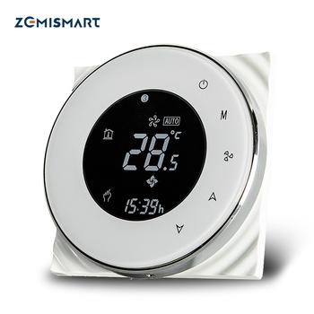 Thermostat WiFi pour climatisation Compatible avec Amzon Alexa Google accueil vie intelligente...