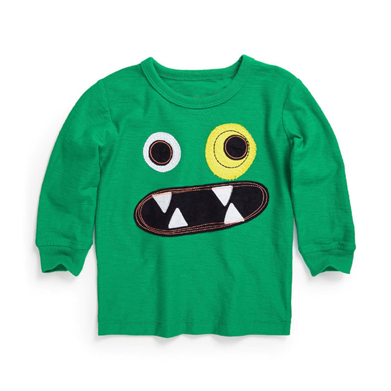Jumpingbaby-2017-Kids-Clothes-Children-Boys-T-shirt-Baby-T-shirts-Long-Sleeve-Camiseta-Tees-Clothing-Tops-T-shirt-Costumes-For-5
