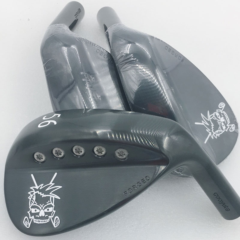 NOI capete de golf Cooyute FORGED Craniu negru Capete de golf și - Golf - Fotografie 4