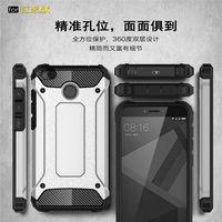 R JUST For Xiaomi Redmi 4X Luxury Metal Aluminium Phone Case For Xiaomi Redmi 4 4A