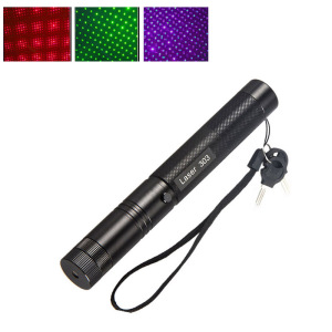 Green/Red/Purple Laser Pointer