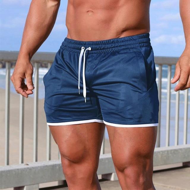 Человек купальники трусы 2018 купальник Для мужчин s плавательные шорты Для мужчин плавание Мужские Шорты для купания пляжная одежда Для мужчин спортивные короткие штаны Для Мужчин's Фитнес