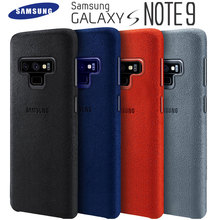 Samsung Note 9 Case 100% Original Genuine Suede Leather Fitted Protector Case Samsung Galaxy Note 9 Case Galaxy Note9 Cover