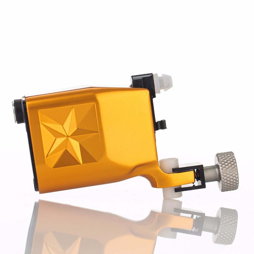 2017 Newest Hot Tattoo Machine Best Quality Space Aluminum Alloy Star Rotary Machine #SR170