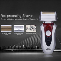 220V Low Noise Men S Electric Shaver Stainless Steel Blade High Rotational Speed Motor Fast Rechargeable
