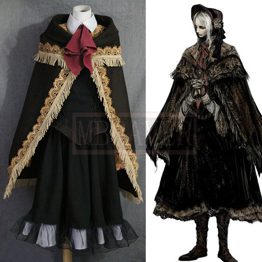 20 Bloodborne Attire Pictures And Ideas On Meta Networks