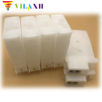 Vilaxh PFI-10Refillable Ink Cartridge for Canon IPF670 IPF680 IPF685 IPF770 IPF780 IPF785 IPF-670 IPF-770 IPF 670 IPF 770