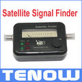 Localizador de Sinal de satélite Digital Signal sf9506 Finder Medidor, Signal Satellite Finder Freeshipping