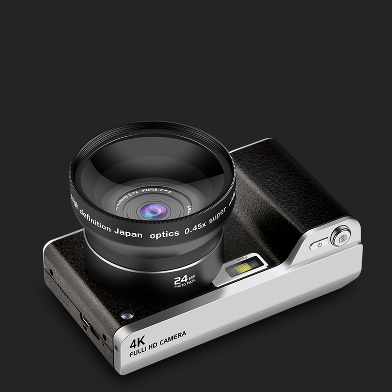4 0 inch Digital Camera Full HD 1080P 24MP 8X Zoom Touch screen Digital Camera Video Innrech Market.com