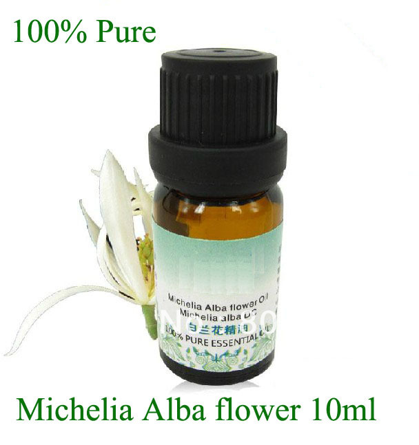 Wholesale 10ml 100% Pure & Natural Michelia Alba Flower Oil / Magnolia Flower Oil / Michelia Flower Oil pure natural marigold flower extract lutein 20