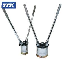 Tampa do cilindro ytk 200l ferramenta de vedação tambor ferramenta de friso processador alimentos tampa tambor crimper