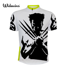 X-Men Short Sleeve Cycling Jersey X-Men MTB Road Racing Bicycle Clothing Breathable Cycling Jersey Ropa Ciclismo Sportswear 5503 x men