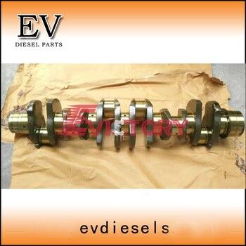 Für Mitsubishi motor 6D22 6D22T kurbelwelle ME999368 Lkw und bagger 6D22 motor