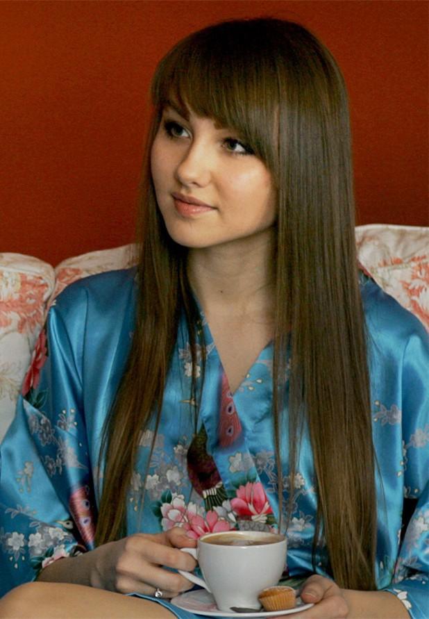 Hot Sale Fashion Chinese Women s Silk Rayon Robe Kimono Bath Gown ... c226aac4e