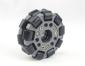 Image 5 - 100mm duplo plástico omni roda básica 14049