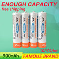 Golooloo Low self-discharge 10pcs/lot enelong batteries AAA 900mAh 1.2V Ni-MH NIMH Ni MH rechargeable  BPI battery