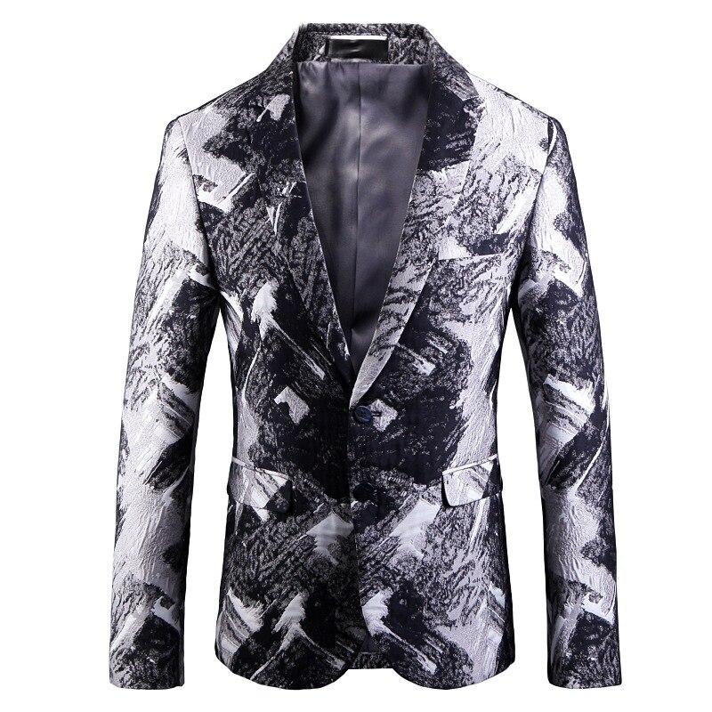 Männer Jacke Der Männer Neue Frühling Und Herbst Mode Schlank Chinesischen Stil Retro Abendessen Jacke Herren Business Casual Jacke Verbraucher Zuerst
