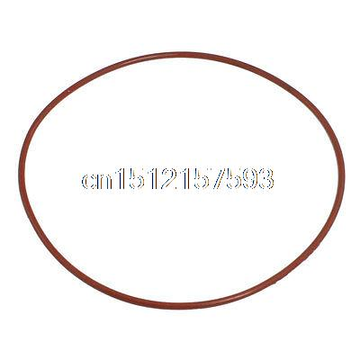 Aliexpress.com : Buy 150mm OD 3.5mm Thickness Red Silicone O Rings ...