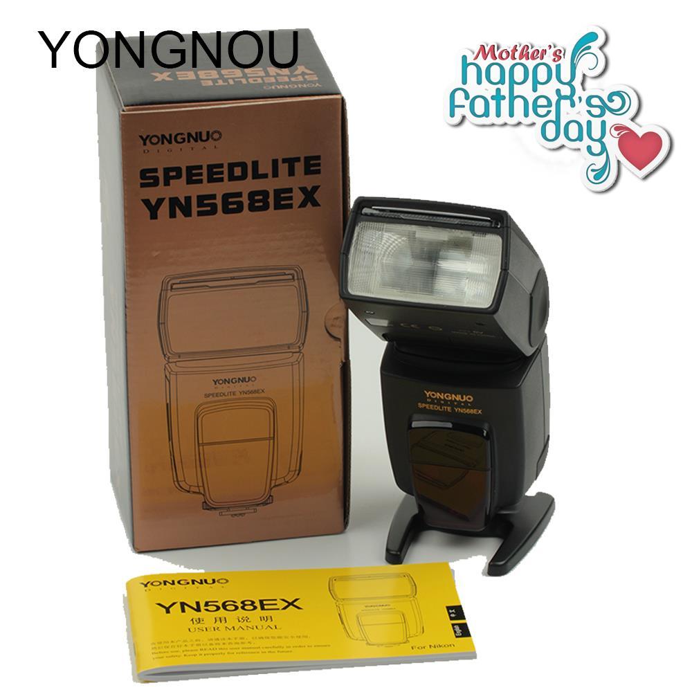 Yongnuo YN568EX YN-568EX TTL Flash Speedlite Suit For /nikon D800 D7100 D7000 D5100 D5000 D3100 D3000 D700 D300 D90 D80 D70s