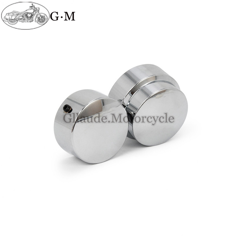 Rear Axle Nut Covers For Harley 2008-2016 Dyna And Softail Models except Fxcw Fxcwc Fxsb Fxsbse And Fxst-aus Strengthening Sinews And Bones