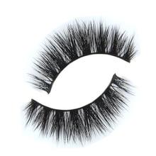 1 Pair Mink Black Natural Thick False Fake Eyelashes Eye Lashes Makeup Extension