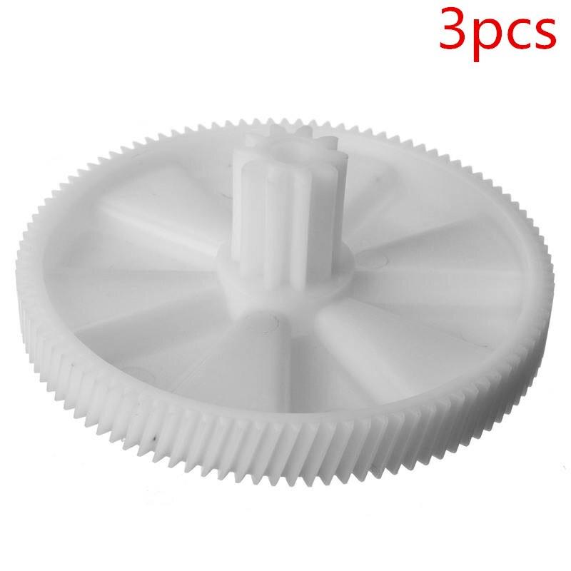 3PCS Meat Grinder Parts KW650740 Plastic Gear for Kenwood MG300/400/450/470/500 PG500/520 new 5pcs meat grinder parts kw650740 plastic gear for kenwood mg300 400 450 470 500 pg500 520 510