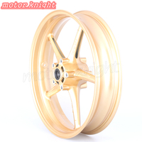Motorcycle Front Wheel Rim For 08 09 10 11 12 TRIUMPH Daytona 675 & Street Triple 2008 2009 2010 2011 2012