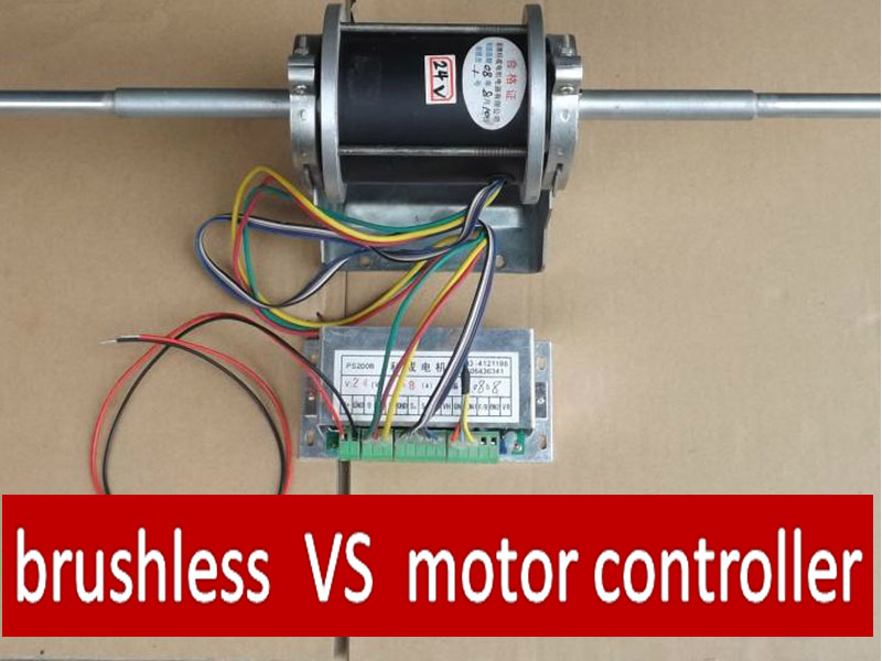 48v 100W brushless DC motor drive controller weight 3kg