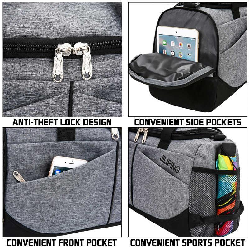 MARKROYAL нейлоновая Мужская многофункциональная дорожная сумка противоугонные мужские дорожные сумки ручной клади несколько карманов дорожные сумки