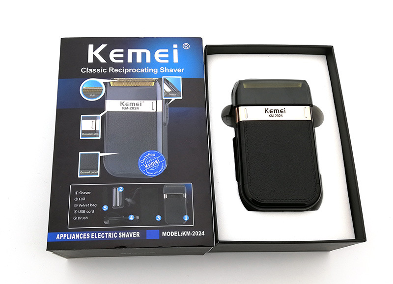 Kemei electric shaver for men (11)