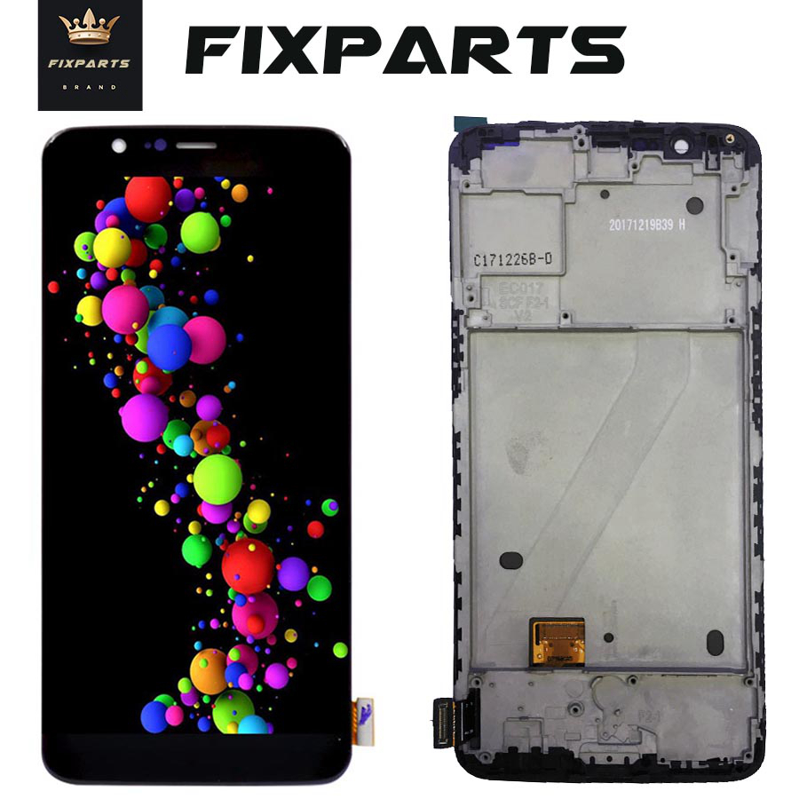 Oneplus 5T LCD Display Touch Screen Panel Digitizer Assembly Replacement LCD Screen for Oneplus 5T A5010