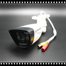 Открытый 1080 P пуля камеры/720 P AHD Камеры Проводной HD ИК ночного видения Onvif водонепроницаемый безопасности AHD Видео камеры наблюдения