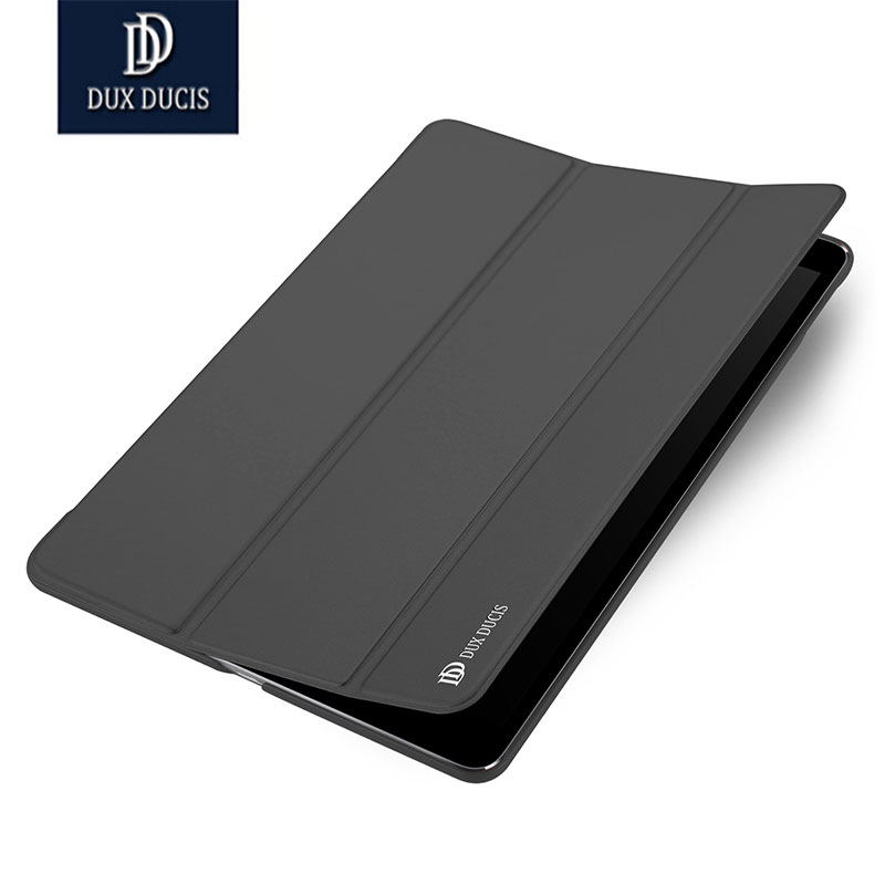 цены  Dux Ducis Case For iPad Pro 10.5 Magnetic Flip Leather Cover For 2017 iPad Pro 10.5