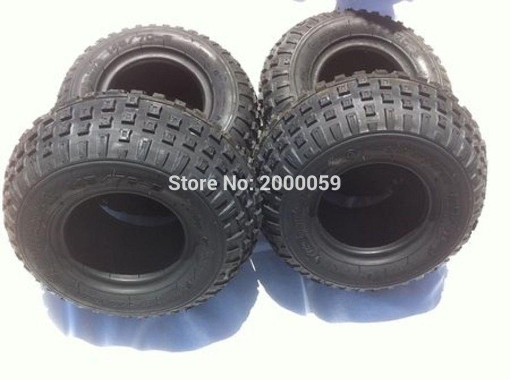 4pcs ATV TIRES 145 70 6 2 front and 2 rear 145x70x6 14 5 0 6