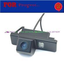 Беспроводной провод автостоянка камера для sony ccd Peugeot 307,308 хэтчбек 307cc 408 308cc 408cc 508 заднего вида камера ночного видение