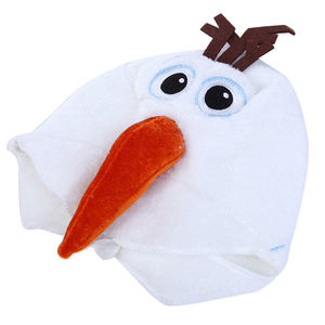Image 5 - Comfy Deluxe Plush Adorable Child Olaf Halloween Costume For Toddler Kids Favorite Cartoon Movie Snowman Party Dress up