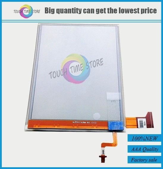 Original 6inch 758 1024 E ink Pearl HD Ebook Reader LCD Screen Display for ONYX BOOX