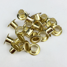 (100pieces/lot).eyelets. An inner diameter of4mm.  Corn. Bags and shoes accessories. Hollow rivets.Dress Accessories