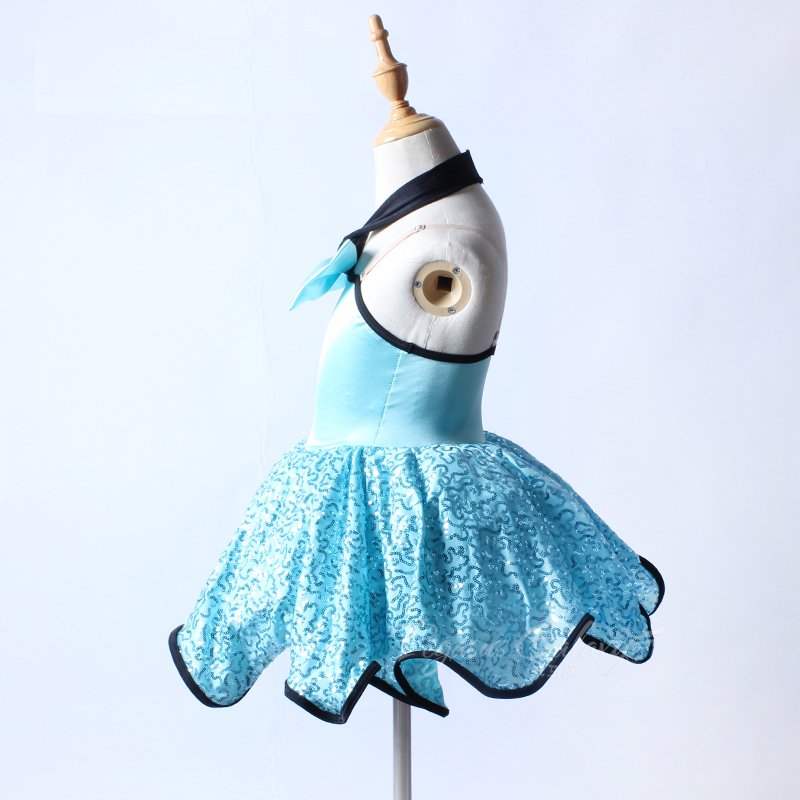 Sequins-Bow-knot-Ballerina-Children-Dancewear-Blue-Ballet-Dress-Girls-Swan-Lake-Ballet-Costume-Stage-Show (2)