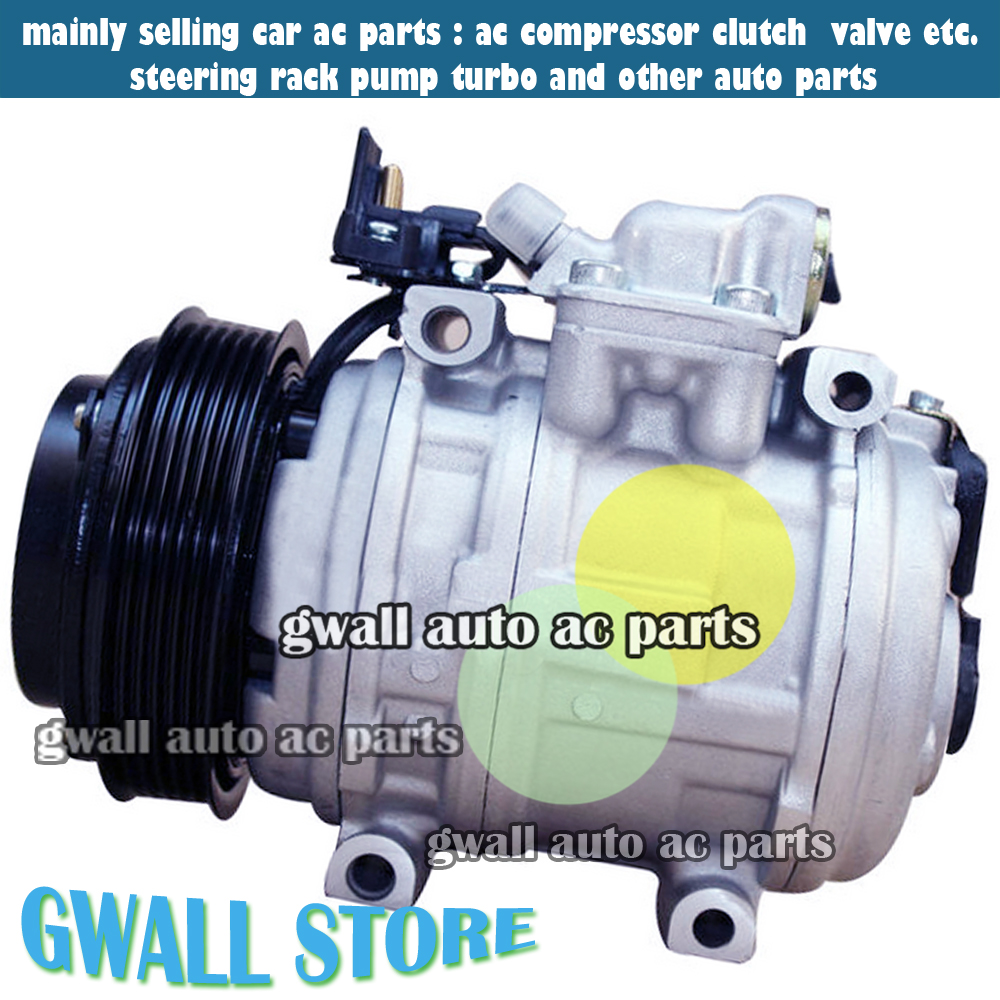For Car Mercedes Benz MB Varias W124 W201 W463 AC Compressor 0002301111 0002301811 A1021310101 0002340611 A0002302411