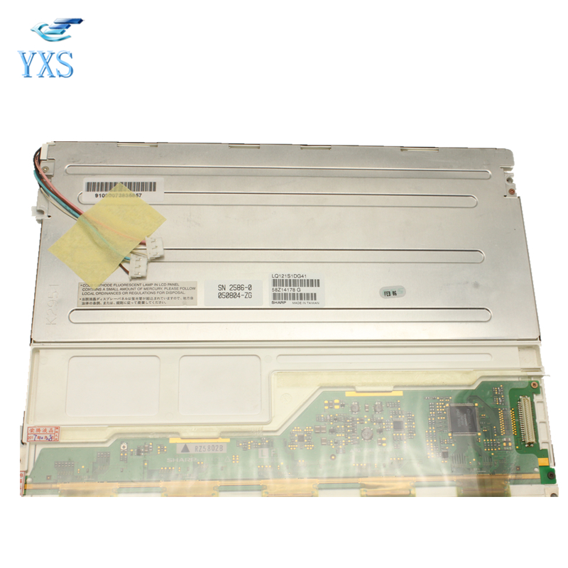 12.1 Inch LCD LQ121S1DG41 800(RGB)*600 Display Screen Panel b101xt01 1 m101nwn8 lcd displays