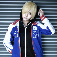 Yuri on Ice Cosplay Costume Clothing Men Women Japanese Yuri!!! Plisetsky Carnaval Halloween Anime Hoodie Jacket
