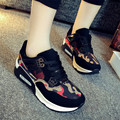 New Design Women Sneakers Platform Shoes Fly Weave Ladies Flat Shoes Trainers Breathable Casual Shoes tenis feminino